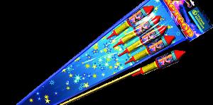 Ракеты пиротехнические
